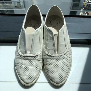 Marc by Marc Jacobs Slip On Leather Sneakers